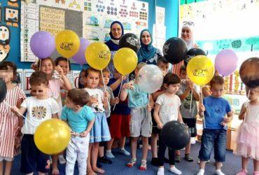 Džemat Dobrinja 1: Brojne aktivnosti za djecu i omladinu
