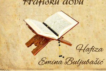 Hafiska dova Emini Biljubašić