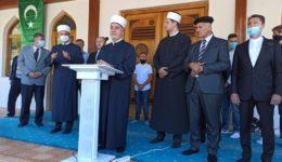 Reisu-l-ulema: Sloboda je veliki izazov, a budnost stalna obaveza