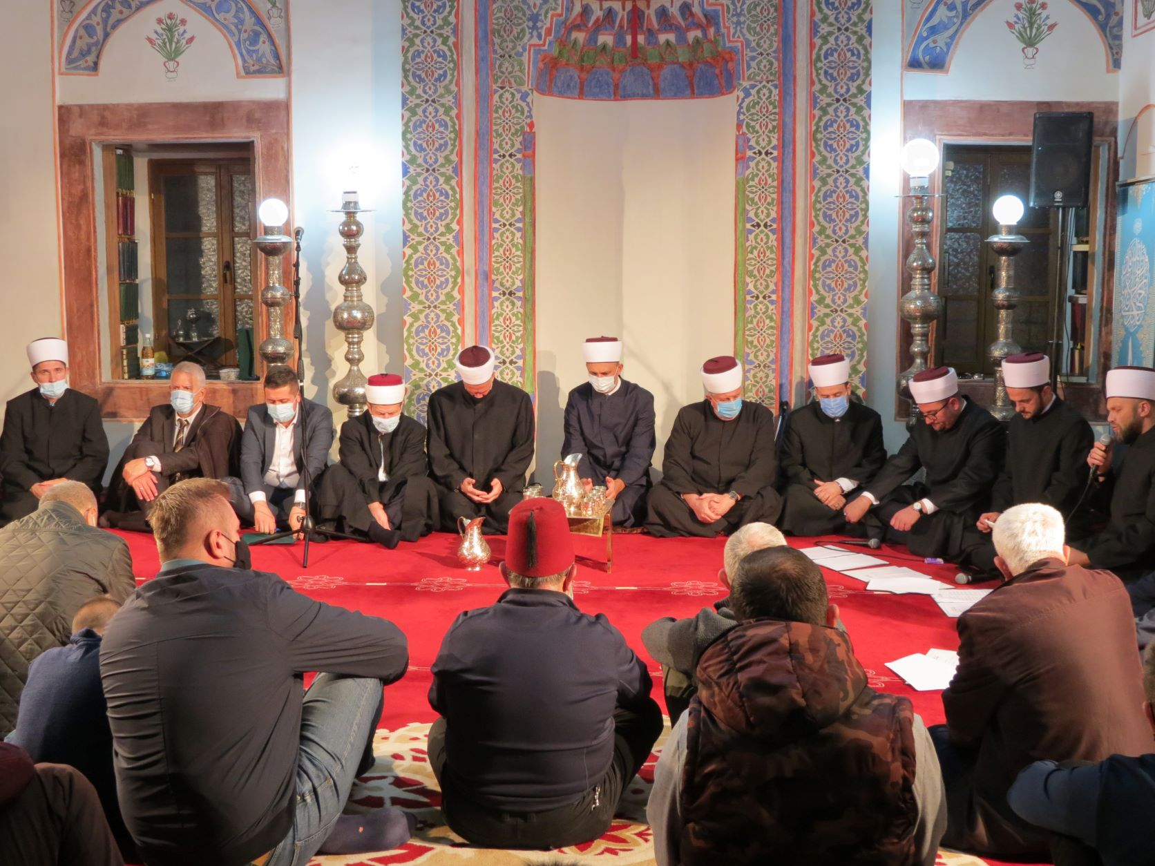 Dani o Allahovom Poslaniku: Održan tradicionalni mevlud u Baščaršijskoj džamiji