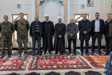 Džemat Prača: Ismail-ef. Smajlović održao hutbu u Semiz Ali Pašinoj džamiji