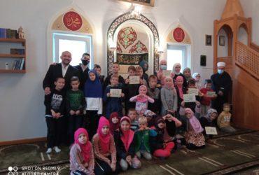 Džemat Šanac: Obilježena osma godišnjica od svečanog otvorenja džamije
