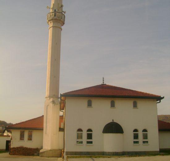 džamija u Rakovici